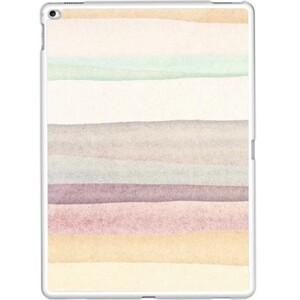 warm stripes iPad Pro 12.9 inch Bumper Case