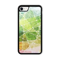 summer color puzzles iPhone 8 Bumper Case