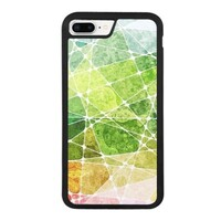summer color puzzles iPhone 8 Plus Bumper Case