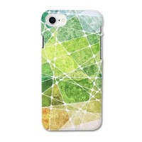 summer color puzzles iPhone 8 Matte Case
