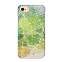summer color puzzles iPhone 7 Matte Case