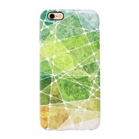 summer color puzzles iPhone 7 TPU Dual Layer Protective Case