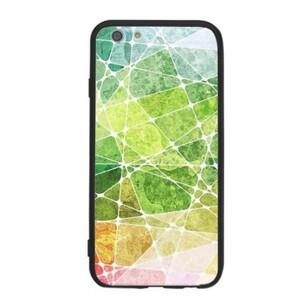 summer color puzzles iPhone 6/6s Transparent Slim Case