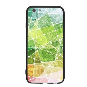 summer color puzzles iPhone 6/6s Transparent Slim Case