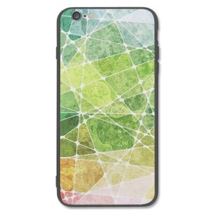 summer color puzzles iPhone 6/6s Plus Transparent Slim Case