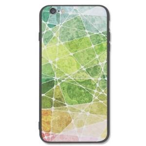 summer color puzzles iPhone 6/6s Plus Transparent Slim Case