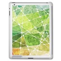 summer color puzzles iPad 2/3/4 Bumper Case