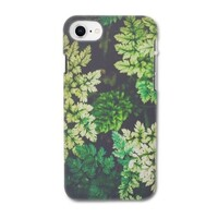 deep summer leaves iPhone 8 Matte Case