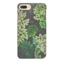 deep summer leaves iPhone 7 Plus Matte Case
