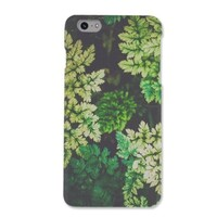 deep summer leaves iPhone 6/6s Matte Case
