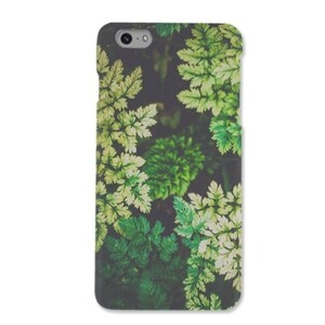 deep summer leaves iPhone 6/6s Matte Case