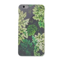 deep summer leaves iPhone 6/6s Plus Matte Case