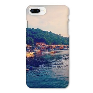 Village Beauty iPhone 8 Plus Glossy Case