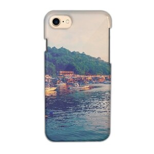 Village Beauty iPhone 7 Glossy Case