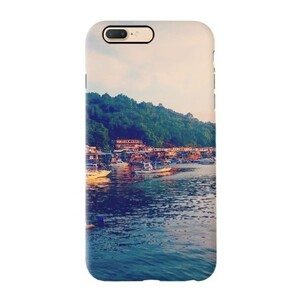 Village Beauty iPhone 7 Plus TPU Dual Layer Protective Case