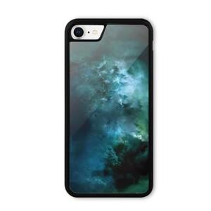 galaxy iPhone 8 Bumper Case