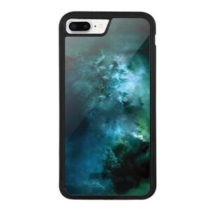 galaxy iPhone 8 Plus Bumper Case