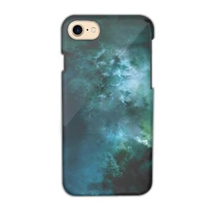 galaxy iPhone 7 Glossy Case
