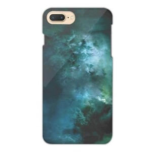 galaxy iPhone 7 Plus Glossy Case