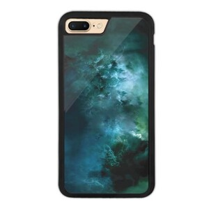 galaxy iPhone 7 Plus Bumper Case