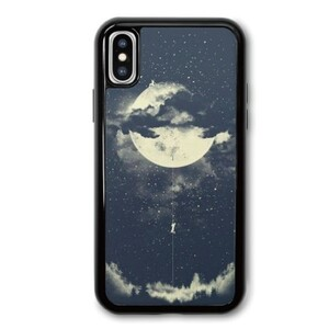 Serendipity Ver.1 iPhone X TPU Dual Layer  Bumper Case