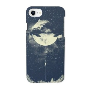 Serendipity Ver.1 iPhone 8 Glossy Case