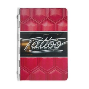 Tattoo Metal Notebook