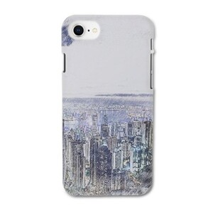 [Sketchcity] iPhone 7/8 Matte Case_The peak