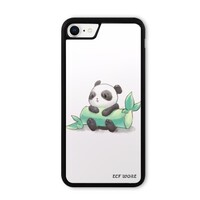 Panda CTN iPhone 8 Bumper Case 101