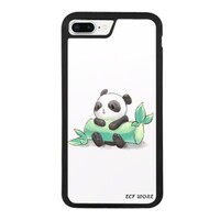 Panda CTN iPhone 8 Plus Bumper Case 101