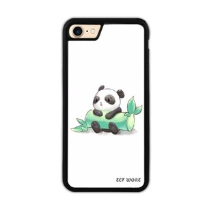 Panda CTN iPhone 7 Bumper Case 101