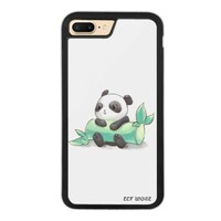 Panda CTN iPhone 7 Plus Bumper Case 101