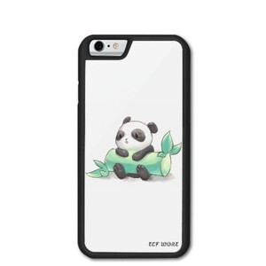Panda CTN iPhone 6/6s Bumper Case 101