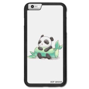 Panda CTN iPhone 6/6s Plus Bumper Case 101