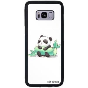 Panda CTN Samsung Galaxy S8 Plus Bumper Case 101