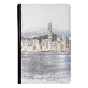 SketchHongKong_Victoria Harbour Passport Holder