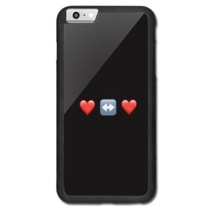 /love/ iPhone 6/6s Plus Bumper Case