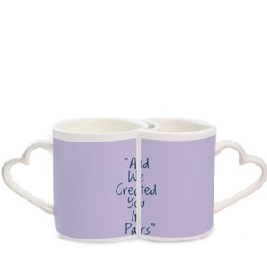 Newly Wed Mug Set