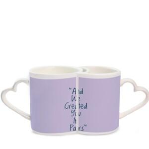 Newly Wed Mug Set