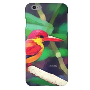 三趾翠鳥 iPhone 6/6s Plus Glossy Case