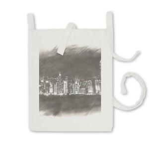 SketchHongKong_Victoria Harbour Mini Cross Body Bag
