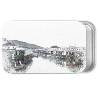 SketchHongKong_Tai O Metal Slide Top Tin