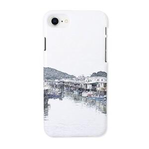 SketchHongKong_Tai O iPhone 8 Glossy Case