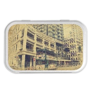SketchHongKong_Wan Chai Metal Hinge Top Tin(Medium)