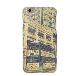 SketchHongKong_Wan Chai iPhone 6/6s Glossy Case