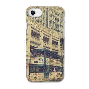 SketchHongKong_Wan Chai iPhone 8 Matte Case