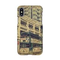 SketchHongKong_Wan Chai iPhone X Matt Case