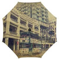 SketchHongKong_Wan Chai Golf Umbrella