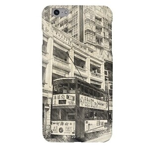 SketchHongKong_Wan Chai iPhone 6/6s Plus Glossy Case