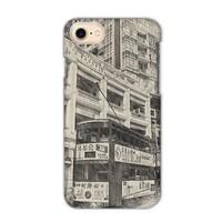 SketchHongKong_Wan Chai iPhone 7 Matte Case